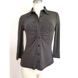 Laundry by Shelli Segal Size XS Button Down Shirt